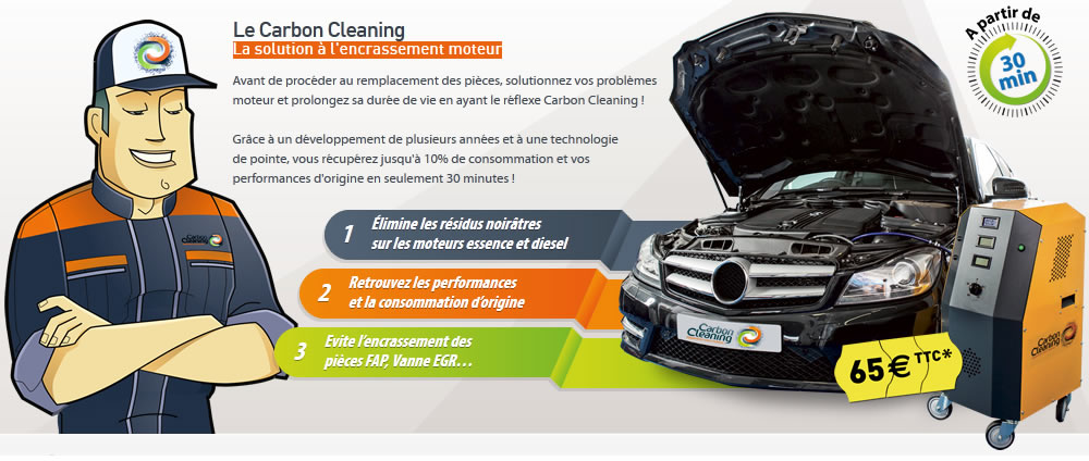 CARBON CLEANING